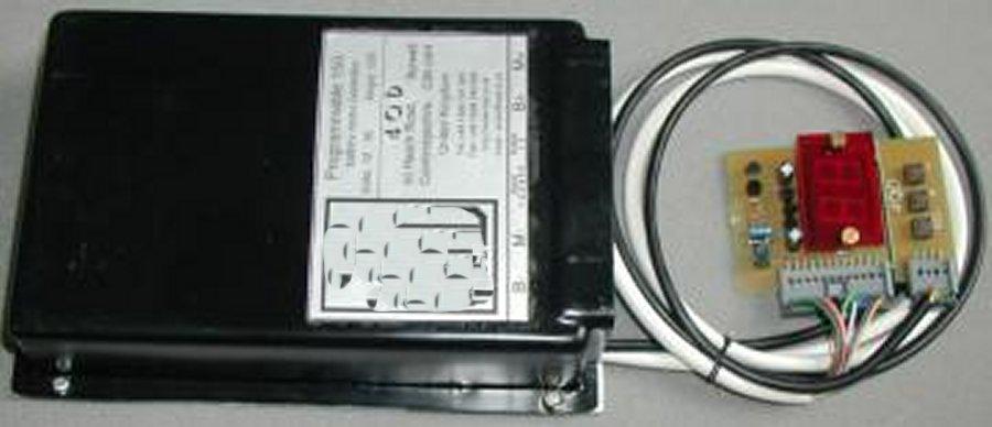 Dc motor control remotesmart for Smart drive motor controller